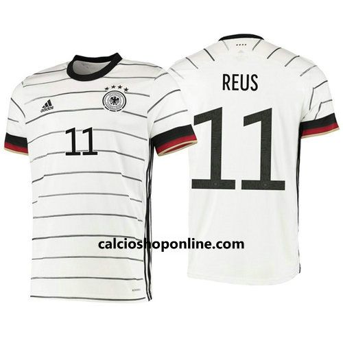 maglie calcio reus 11 Germania 2019-2020 seconda divisa